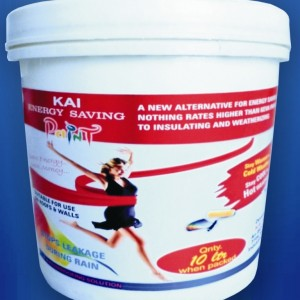 Kai Energy Saving Paint