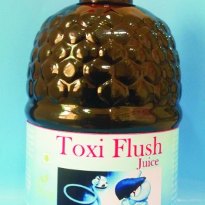 Toxi flush Juice Pic