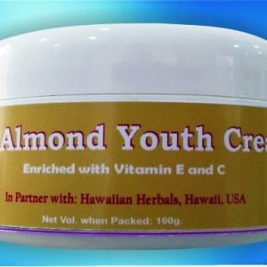 Almond youth Cream Picture