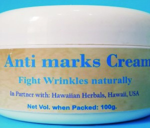Anti Marks cream picture