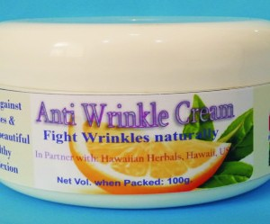 Anti wrinkle Cream Pic