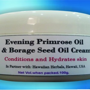 Evening Primose Oil and Borage seed oil  Cream picture