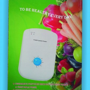Fruit and vegetable purifier box pic