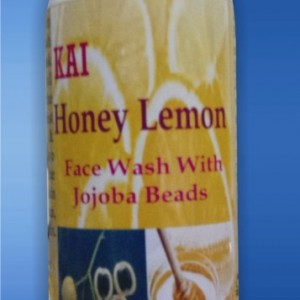 Honey lemon face wash