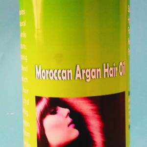 Maroccan argan Hair Oil Pic