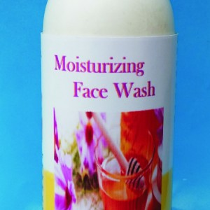 Moisturizing Face Wash Picture
