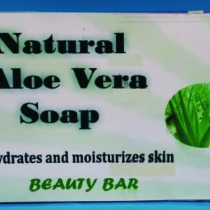 Natural Aloevera Soap