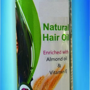 Natural hair oil Picture