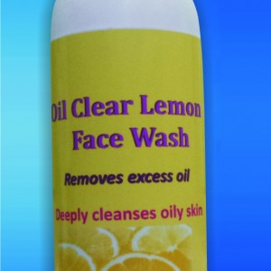 Oil Clear and Lemon Face Wash