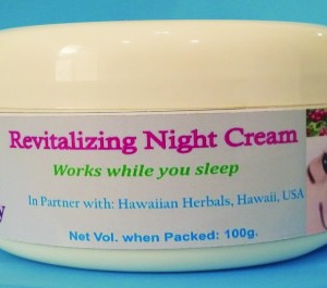 Revitalizing Night Cream Pic