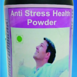 anti stress health powder