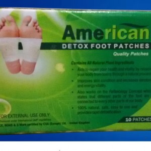 detox foot patch new picture