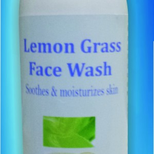 lemon grass facewash