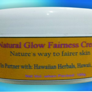 natural glow fairness cream