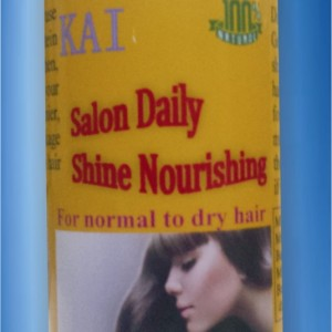 saloon Daily shine nourishing shampoo