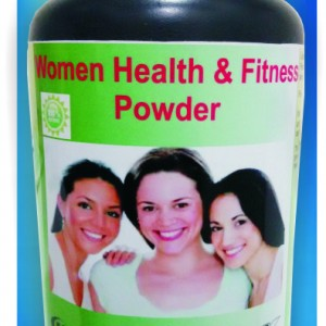 women health and fitness powder